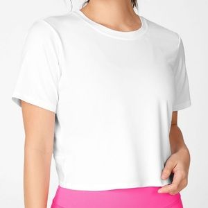 Pia Powertouch light twist back top